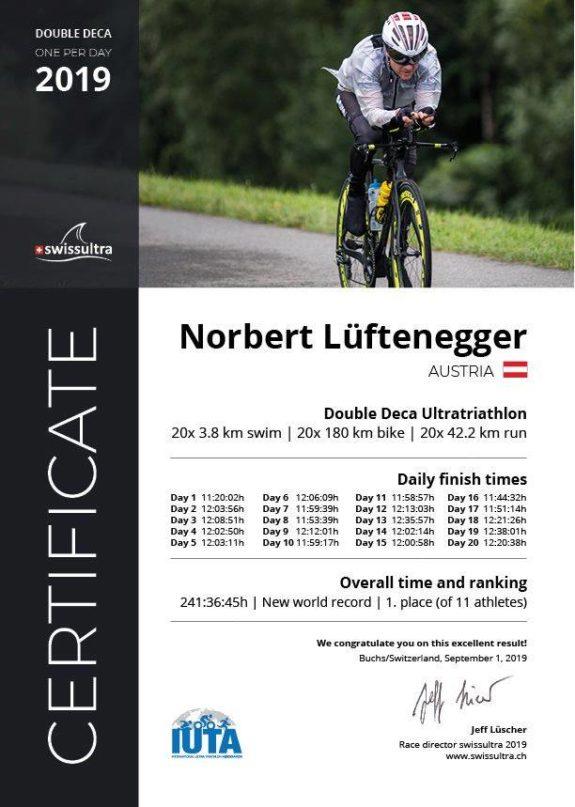 Norbert Lüftenegger