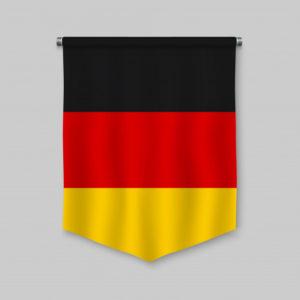 Hergestellt / Produziert in Deutschland