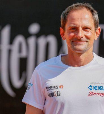 Tennis Trainer Hannes Pühringer