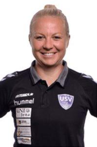 Trainerin Katja Greulich