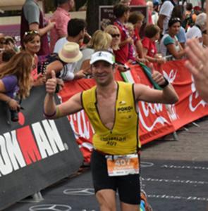Langdistanz Triathlet Christian Gschaider