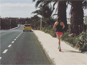 Triathletin Julia Mühlfellner